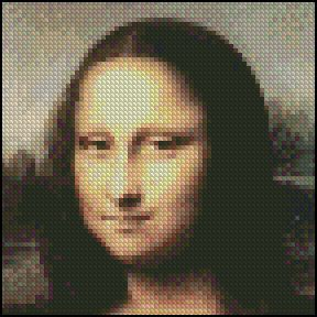 Mona Lisa 4x4 - Click Image to Close