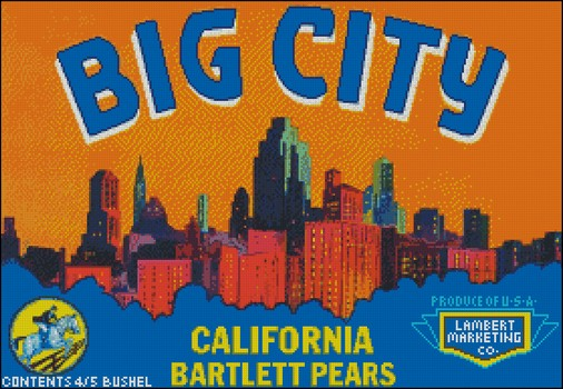 Big City Pears - Click Image to Close