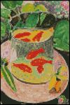 The Gold Fish 4x6