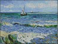Seascape Near Saintes-Maries-De-La-Mer